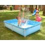 Piscina 1000 Litros Playground Piscinas Brinquedo Vinil