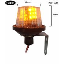 Giroled Wbk 24 Leds - 4 Efeitos - Giroflex , Sinalizador .