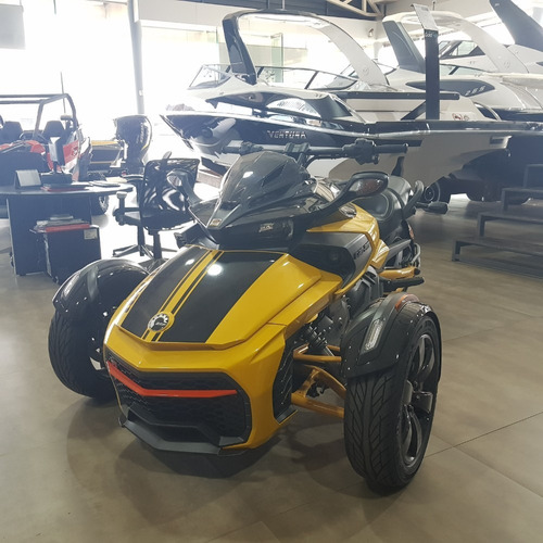 CAN AM SPYDER F3S DAYTONA 500 SEMI NOVA