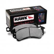 Pastilhas De Freio Hawk Plus Dianteira Lancer Evo Track Day