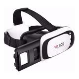 Óculos 3d Smathphone Google Cardboard Vídeo Jogos Vr