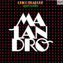 Cd Chico Buarque - Apresenta Malandro