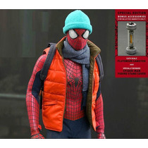 Hot Toys Amazing Spiderman 2 Espetacular Homem Aranha 2