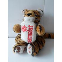 Pelucia Tigre Parmalat Com Leite