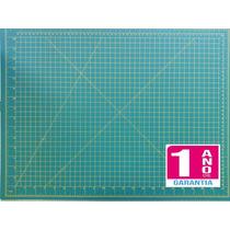 Base De Corte Patchwork 60 X 45cm Scrapbook Artesanato