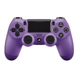 Controle Joystick Sony Dualshock 4 Electric Purple