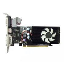 Placa De Video Pci-e Gf Gt610 1gb Ddr2 64bit Vga/dvi/hdmi