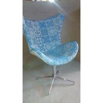 Cadeira,poltrona Decorativa Para Escritório E Sala Promoção.