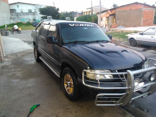 S10 4.3 EXECUTIVE CAB. DUPLA 4P CONTATO11992303389