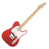 Guitarra Fender American Deluxe Telecaster Candy Apple Red
