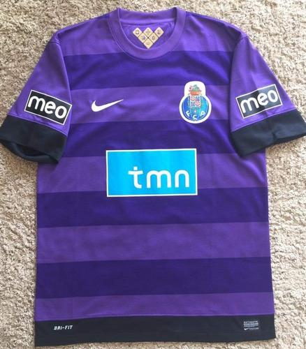 76d26d0c1 Camisa Nike Porto Portugal Completa Raridade. R  350