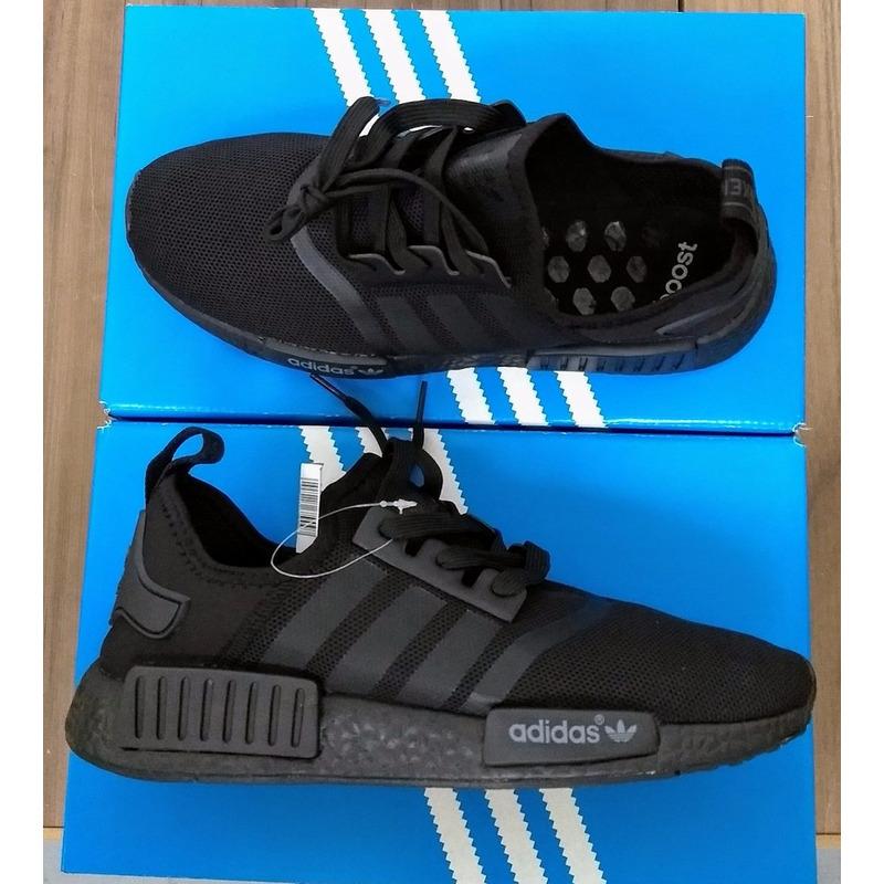 8bf4f5289b09 Tênis adidas Nmd Triple Black R1 Boost Pk Originals + Brinde em ...