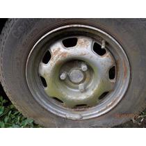 Jogo De Rodas(4) 3 Furos Peugeot 106 94/95 Original