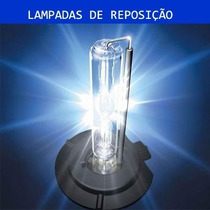 Lâmpada Xenon Reposição 10.000k - H1 H3 H4 H7 H8 H11 Hb4 H27