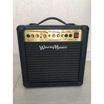 Amplificador Warm Music 108 D.r (30 Watts) - Pouco Usado