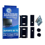 Suporte Para Tv Smart Cce Monitor 3d Led Lcd Universal Caixa