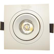 Lâmpada Spot Led Philips Quadrado 3w 3000k
