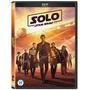 Dvd - Han Solo : Uma História Star Wars - Original Com Nota