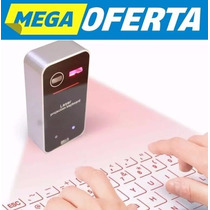 Laser Projection Keyboard Portátil Bluetooth & Frete Grátis