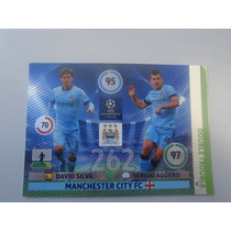 Cards Champions League 14/15 Double Trouble Manchester City