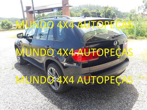 SUCATA BMW X5 M 4.8 V8 2007 COM MOTOR E CAMBIO E PEÇAS