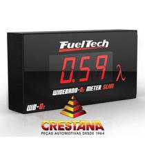 Fueltech Wideband O2 Meter Slim Compatível Com Sonda 4.2