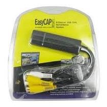 Dvr Easy Cap - Cd Instalação - Real Time