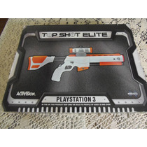 Top Shot Elite Ps3 Cabelas Nova