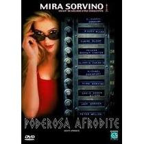 Dvd Poderosa Afrodite - Mira Sorvino - De Woody Allen