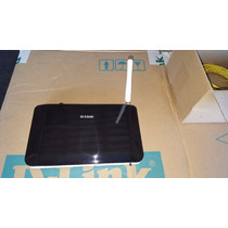 Dwr512 D-link Modem Roteador 3g Para Antena Externa Rural