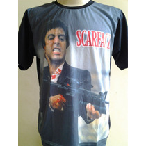 Camiseta Scarface - Tony Montana