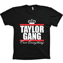 Camisetas Hip Hop Rap - Wiz Khalifa - Taylor Gang