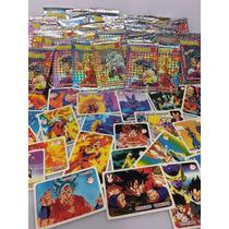 Lote 288 Cards Dragonball =36 Pacotes Fechados Holográficos