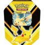 Lata Cartas Pokemon Poderes De Galar Pikachu Eevee Eternatus Original