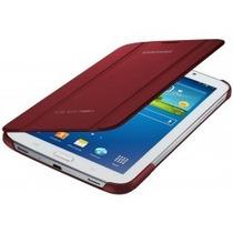 Capa Para Tablet Samsung Tab 3 3g 4g 8 Case Vinho Bookcover