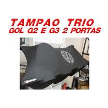Tampão Trio Personalizado Gol G2 E G3 2 Portas