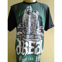 Camiseta B Real Cypress Hill - Chicano Lowrider