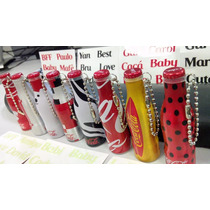 Mini Garrafinhas Da Galera Coca Cola 2015