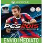 Pes 2015 Pro Evolution Soccer 2015 - Xbox One Xone Português