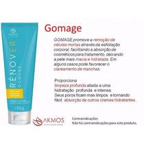Rénover Gomage- Akmos, 150 G. Limpeza De Pele