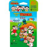 Mini Livros Turma Da Mônica Com 6 - Culturama