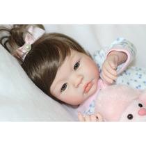 Boneca Bebê Reborn Florinda