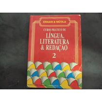 R/m - Livro - Lingua Literatura & Redação 2 Ernani & Nicola