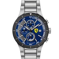 Relógio Ferrari 830270 Azul Garantia + Frete 12x Sem Juros