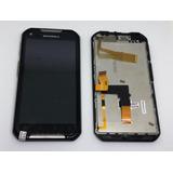 Frontal Display Touch Aro Motorola Nextel Iron Rock Xt626