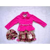 Conjunto Infantil Festa Luxo 97 - Bambina Fashion Frete Grát