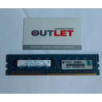 Memoria Ecc Kit 16gb (4 X 4gb) Ddr3 Pc3-10600e Udimm Hp Dell