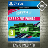 12350 Fifa 19 Points Ps4 / Ps3 Br