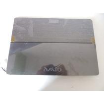Tela Completa Ultrabook Sony Vaio Flip 14 Svf14n23cxb Preta