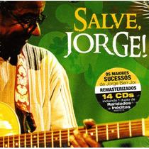 Box Jorge Ben Jor - Salve Jorge 1963-1976 + Raridades 15 Cd